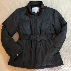 GAP Edition DOWN coat size small, black
